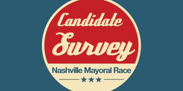 ACO's Nashville Mayoral Candidate Survey